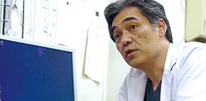 スーパーラグビー日本チームドクター 坂根正孝先生